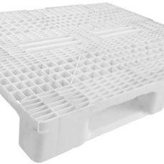 Pallet de Plástico SB 29 Branco Padrão