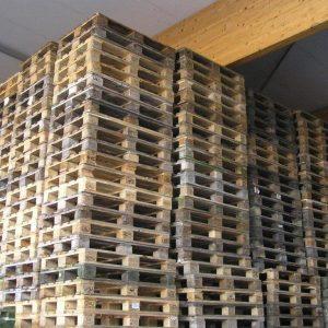 Pallets de Madeira Usados Diversos