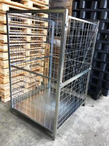 Rack Aramado Metálico Grande