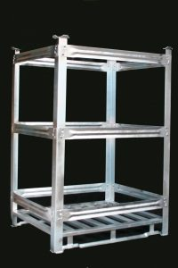 Rack Porta Pallet Metálico