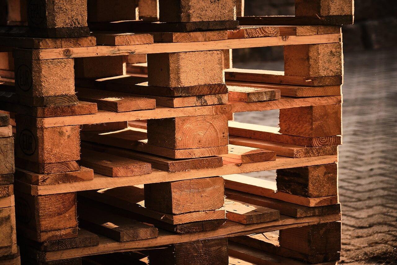 Pallets de qualidade, qual a melhor madeira?