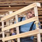 Confira as vantagens dos pallets de madeira usados