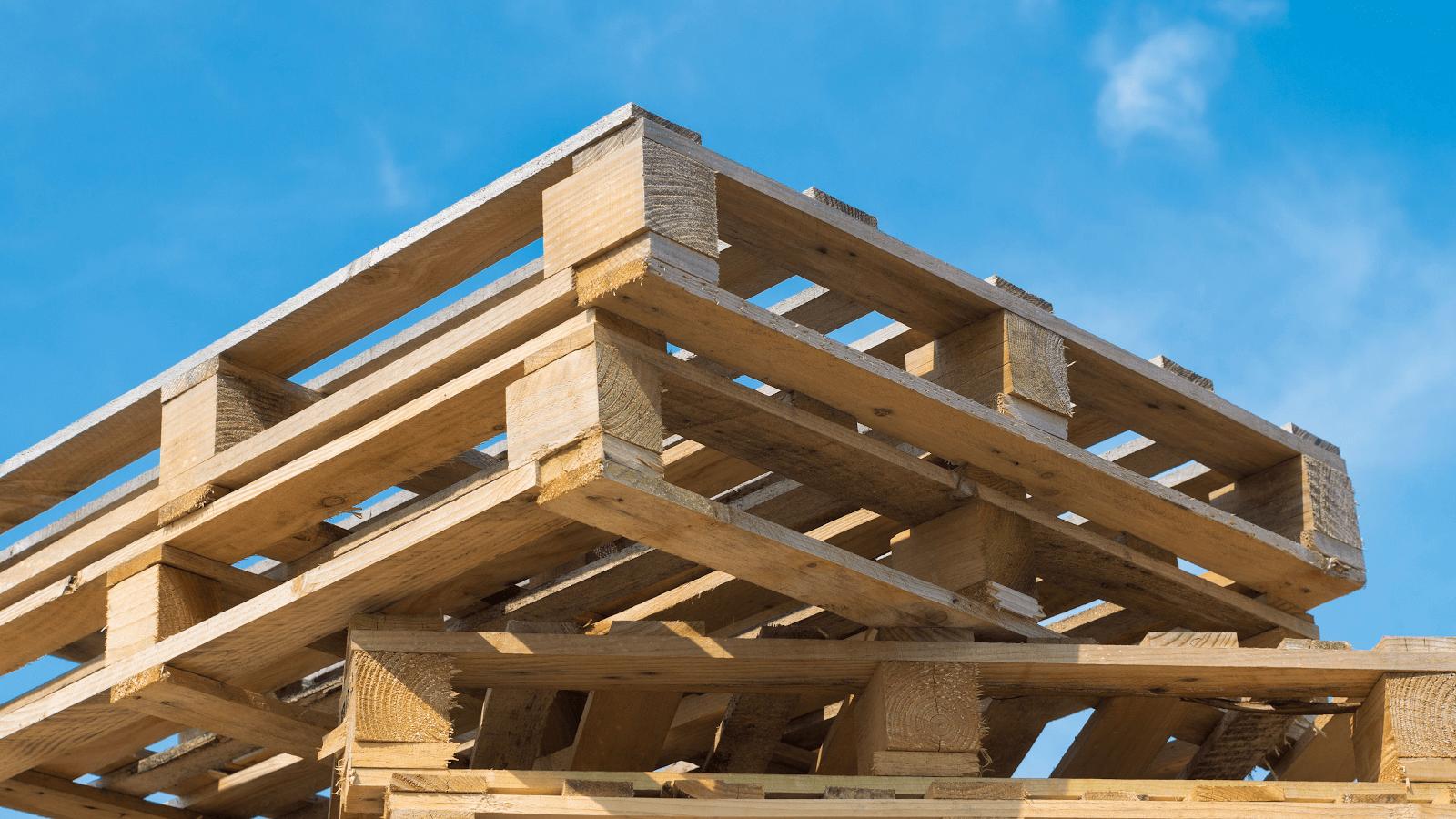 Pallets de madeira: como eles podem ajudar a sua empresa