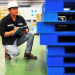 Pallets de plástico e outras soluções logísticas para a indústria de e-commerce