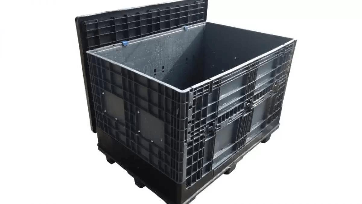 Quais são os principais benefícios de usar caixas pallets?