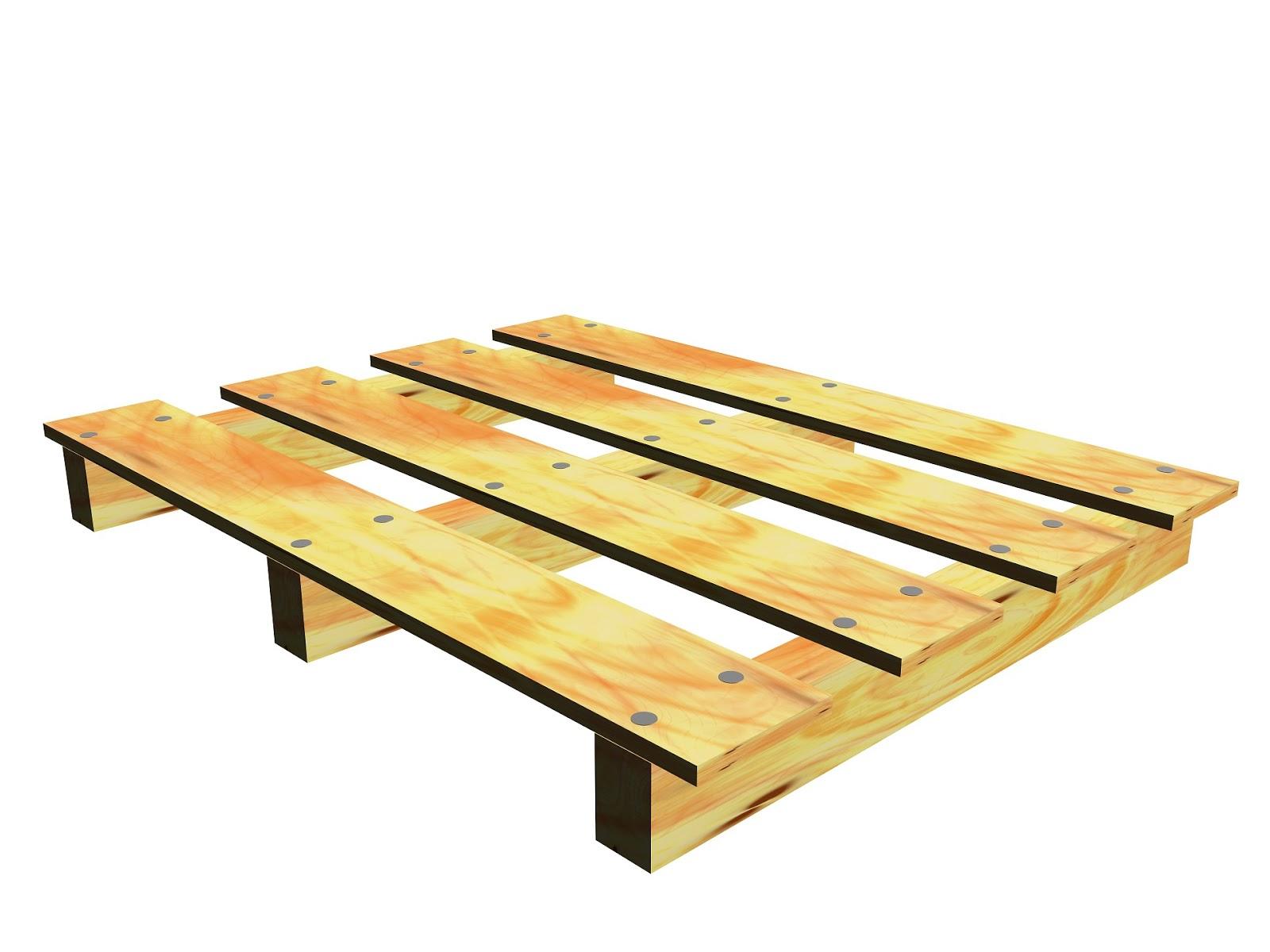 Conheça as vantagens da locação de pallets de madeira